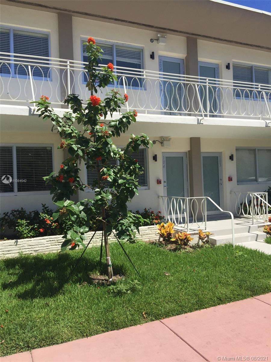 1601 Meridian Ave #104, Miami Beach, FL 33139 - #: A11084542