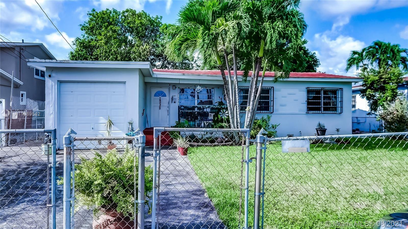 3381 NW 20th St, Miami, FL 33142 - #: A11089542