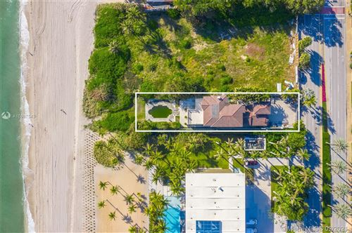 Photo of 407 Ocean Blvd, Golden Beach, FL 33160 (MLS # A10987543)