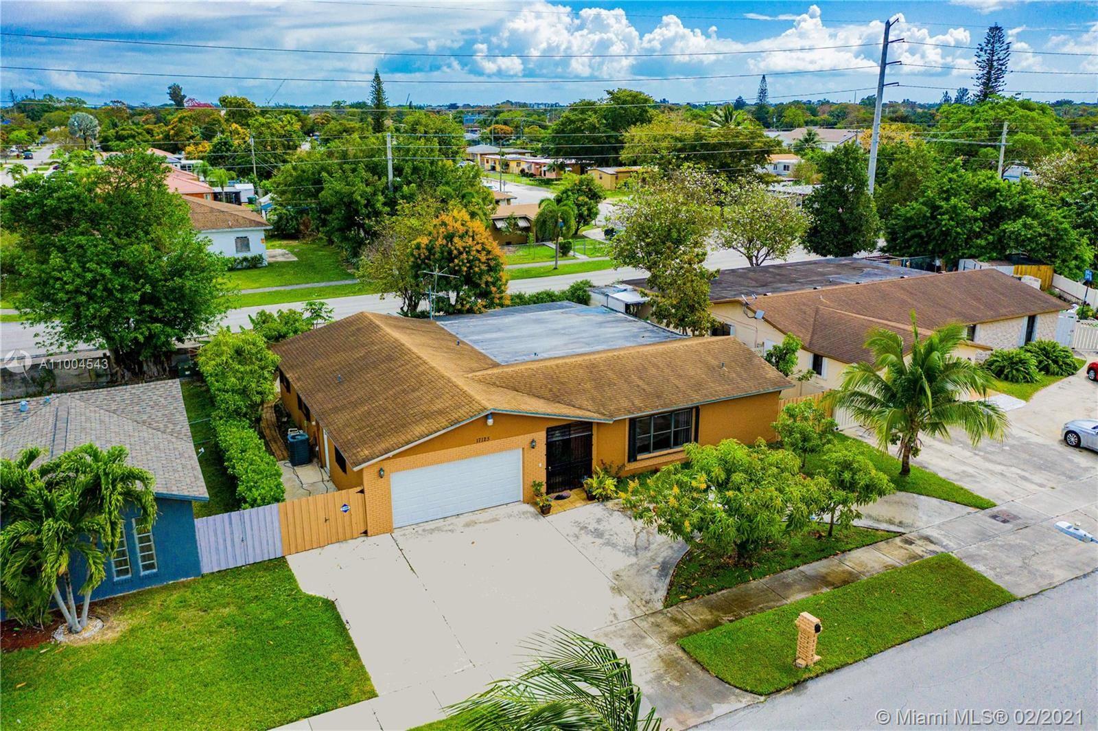 17125 SW 107th Ct, Miami, FL 33157 - #: A11004543
