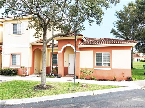 Photo of Listing MLS a10818544 in 8320 SW 150th Ave #9 Miami FL 33193