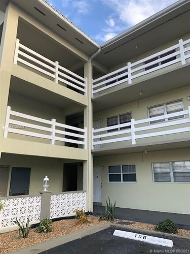 Photo of 2100 Diana Dr #206, Hallandale Beach, FL 33009 (MLS # A11098544)