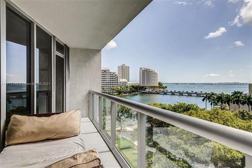 Photo of 495 Brickell Ave #809, Miami, FL 33131 (MLS # A11112544)