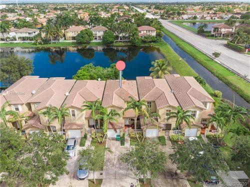 Photo of 6361 SW 164th Path #6361, Miami, FL 33193 (MLS # A10957545)