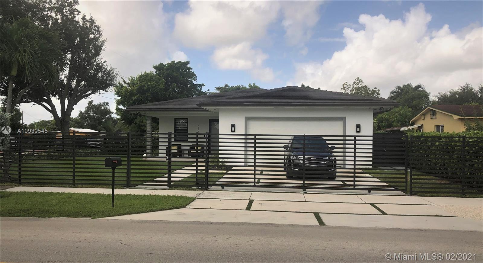6809 SW 12 St, Miami, FL 33144 - #: A10930545
