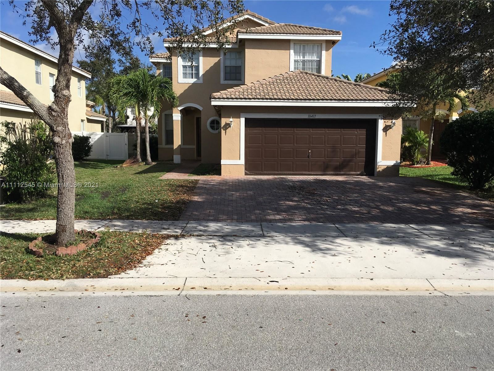 16411 SW 28th St, Miramar, FL 33027 - #: A11112545