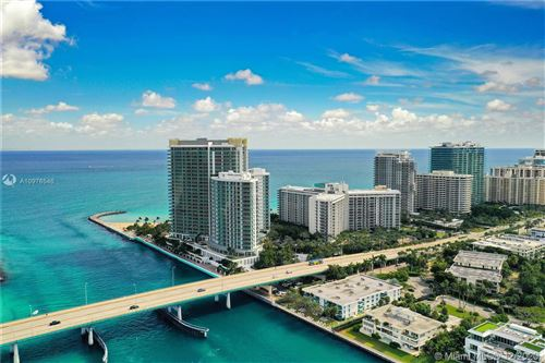 Photo of 10275 Collins Ave #1412, Bal Harbour, FL 33154 (MLS # A10976546)