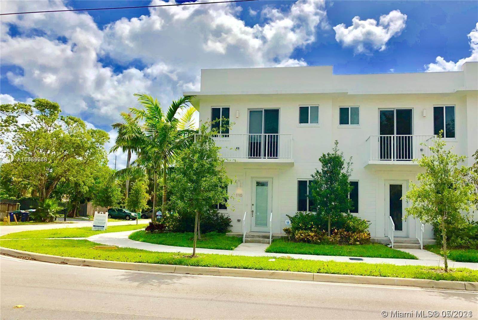 Photo of 2601 NE 212th Ter #110, Miami, FL 33180 (MLS # A11039546)
