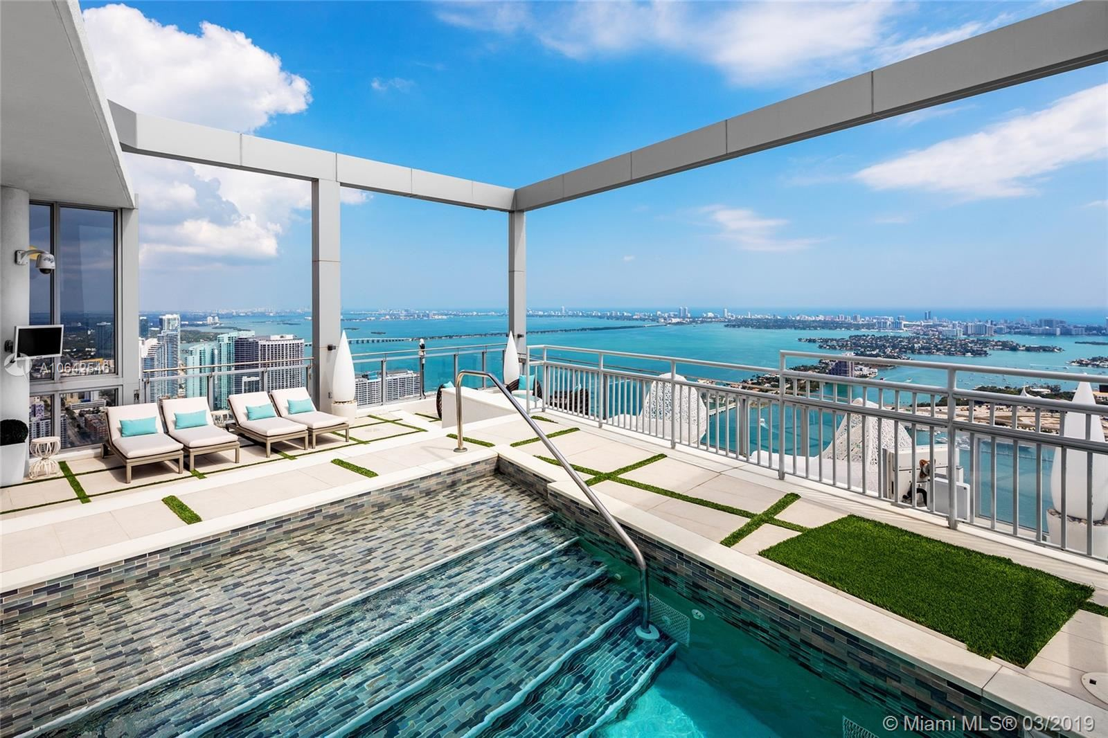 Photo 3 of Listing MLS a10642546 in 1100 Biscayne Blvd #6401 Miami FL 33132