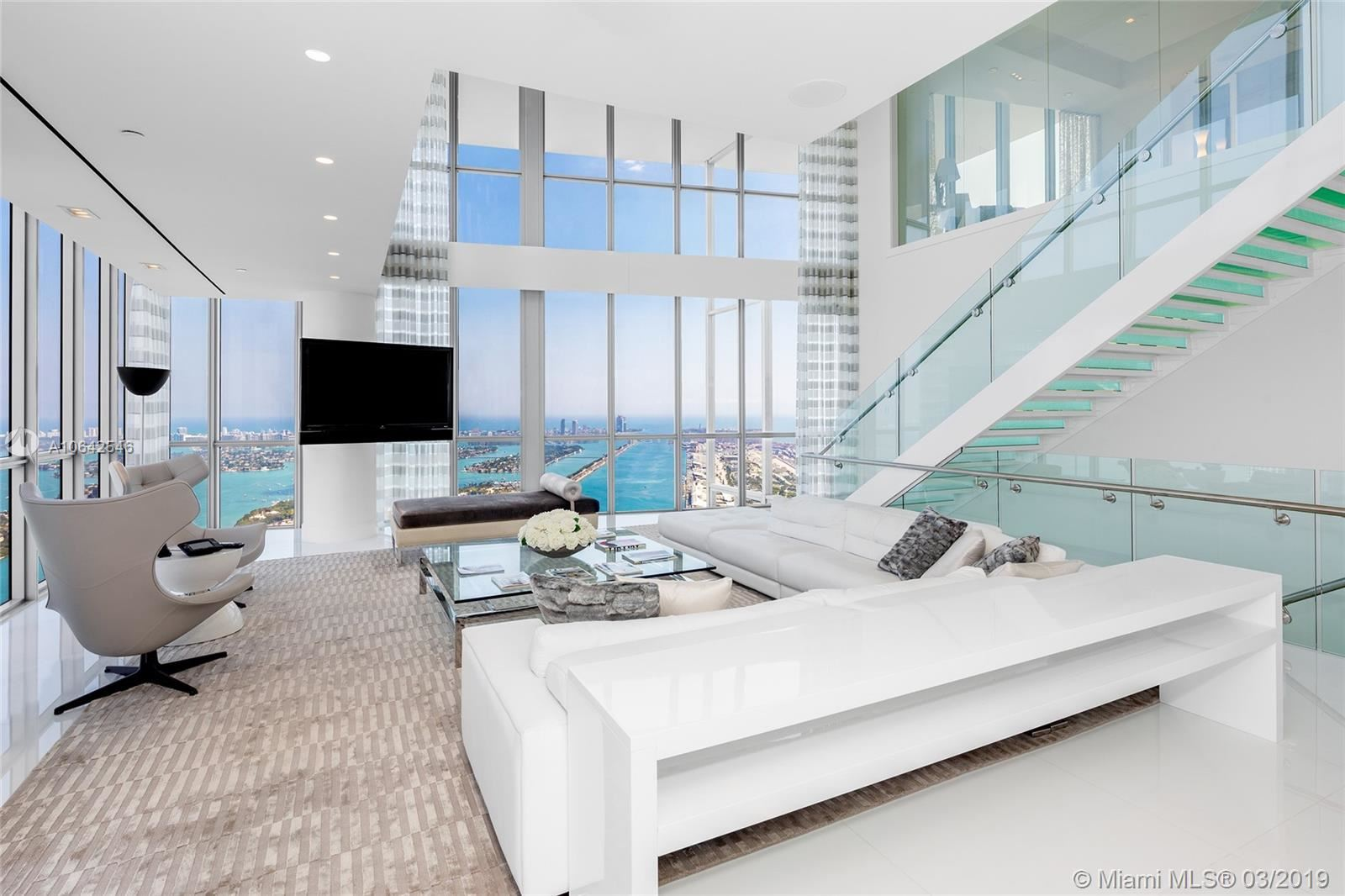 Photo 9 of Listing MLS a10642546 in 1100 Biscayne Blvd #6401 Miami FL 33132