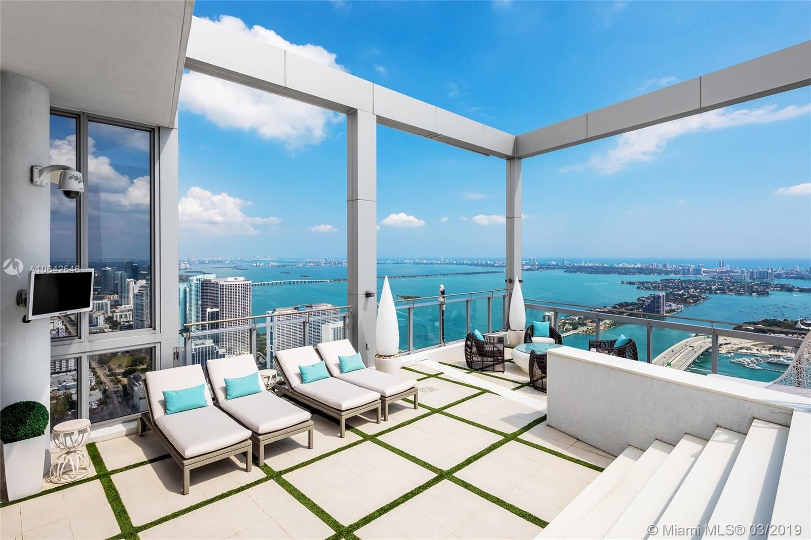 Photo 11 of Listing MLS a10642546 in 1100 Biscayne Blvd #6401 Miami FL 33132