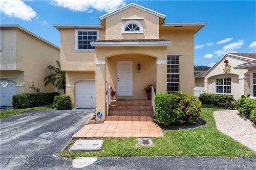 Photo of Listing MLS a10852547 in 11911 NW 12th St Pembroke Pines FL 33026