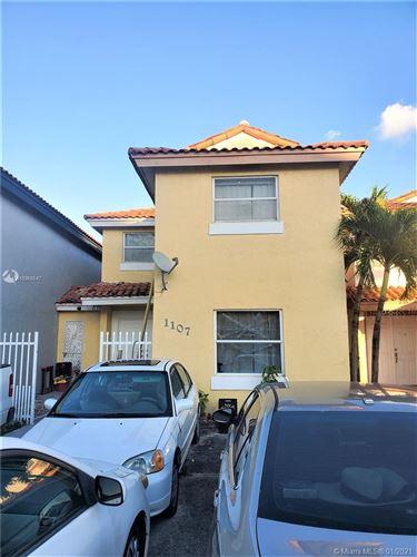 Photo of 1107 SW 104th Ct, Miami, FL 33174 (MLS # A10968547)
