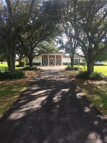 Photo of Listing MLS a10795548 in 19390 SW 232nd St Miami FL 33170