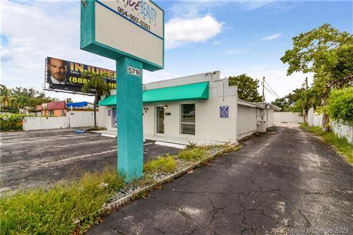 Photo of 5716 Hallandale Beach Blvd, West Park, FL 33023 (MLS # A10934548)