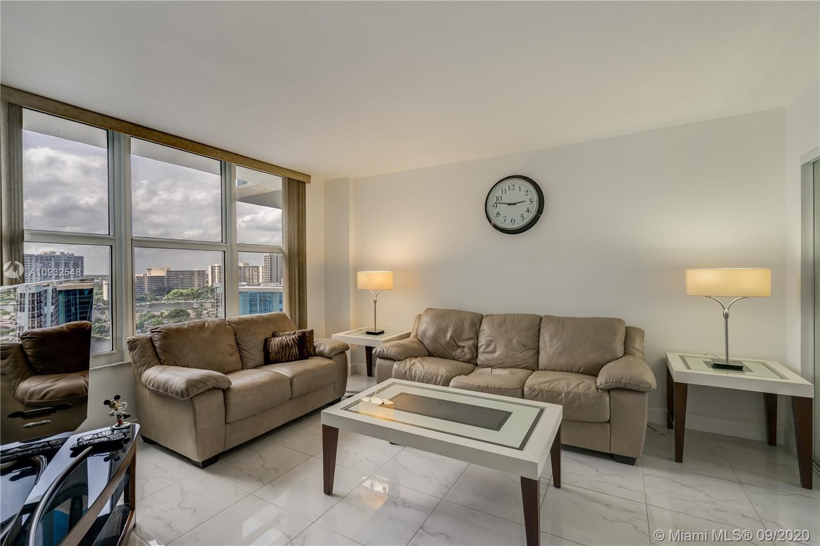 Photo of 3800 S Ocean Dr #1525, Hollywood, FL 33019 (MLS # A10932548)