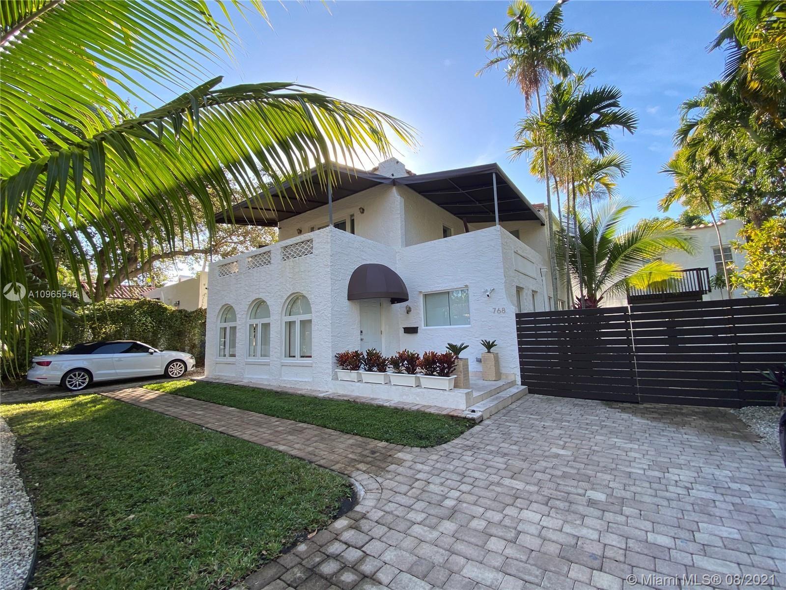 768 NE 72nd St, Miami, FL 33138 - #: A10965548