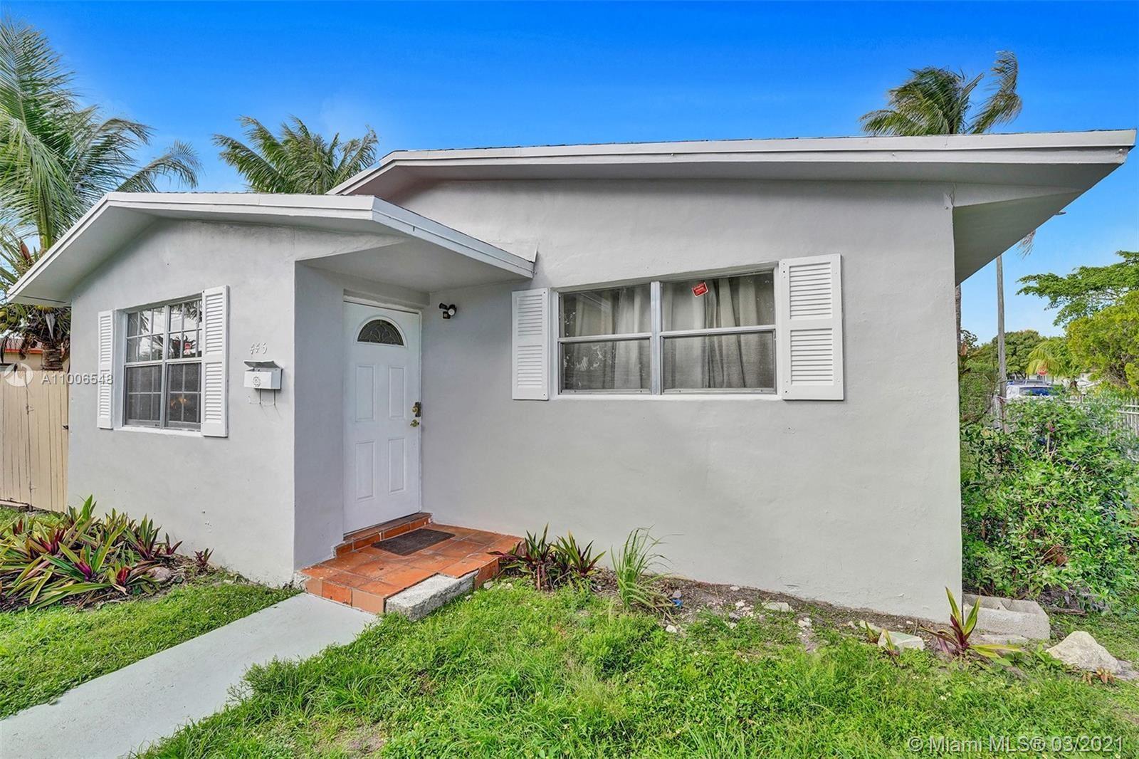 445 NE 173rd St, North Miami Beach, FL 33162 - #: A11006548