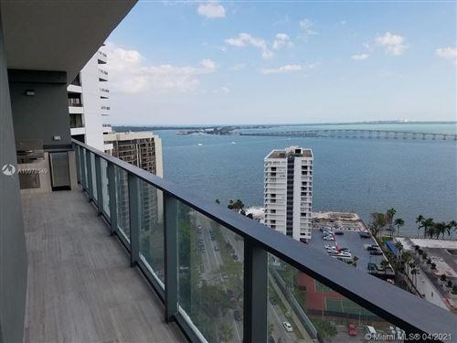 Photo of 1451 Brickell Ave #2004, Miami, FL 33131 (MLS # A10978549)