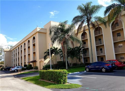 Photo of 3241 Holiday Springs Blvd #210, Margate, FL 33063 (MLS # A11000549)