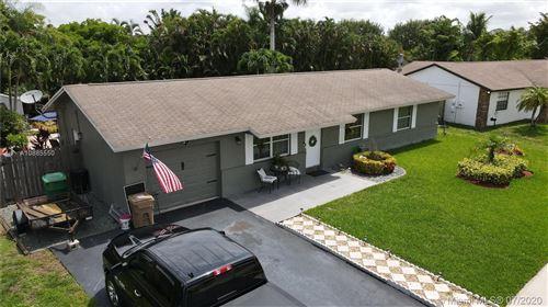 Photo of 12821 SW 10th Ct, Davie, FL 33325 (MLS # A10885550)
