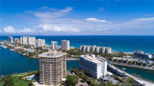 Photo of 901 E Camino Real #8-B, Boca Raton, FL 33432 (MLS # A11070550)