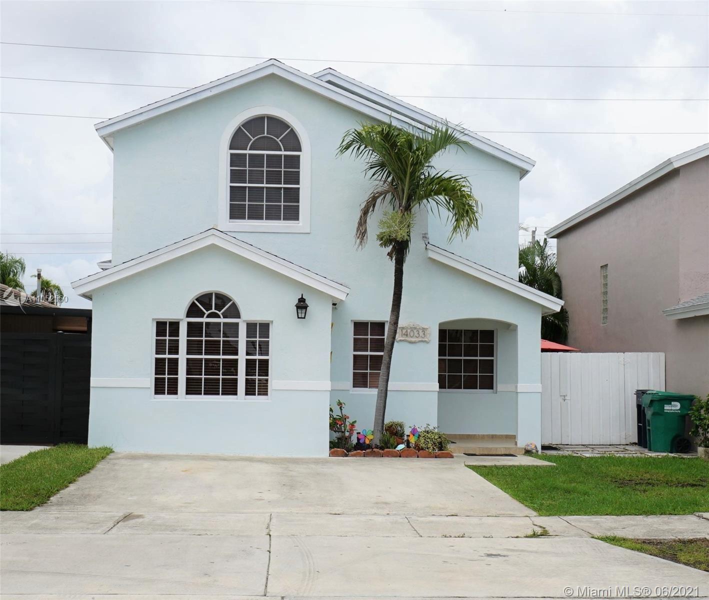 14033 SW 160th Ter, Miami, FL 33177 - #: A11052550