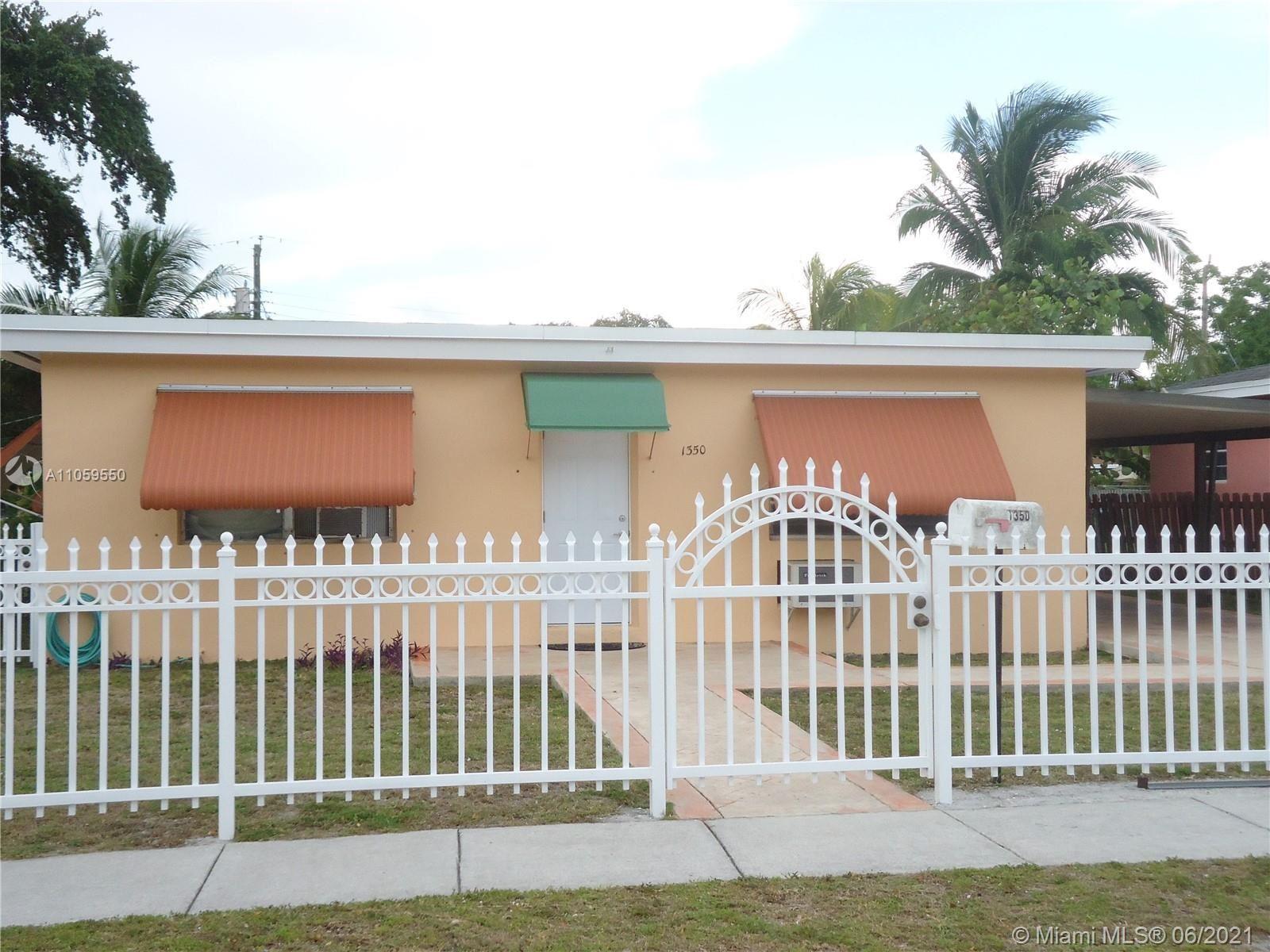 1350 NE 153rd St, North Miami Beach, FL 33162 - #: A11059550