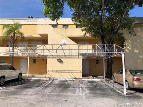 Photo of 9355 Fontainebleau Blvd #C110, Miami, FL 33172 (MLS # A10793552)