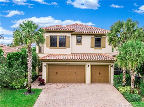 Photo of 7415 NW 112th Ter, Parkland, FL 33076 (MLS # A10945552)