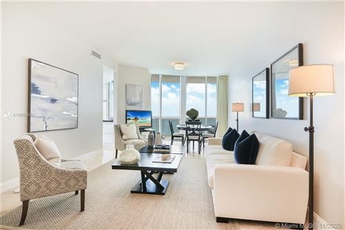 Photo of 18201 Collins Ave #4009, Sunny Isles Beach, FL 33160 (MLS # A10959552)