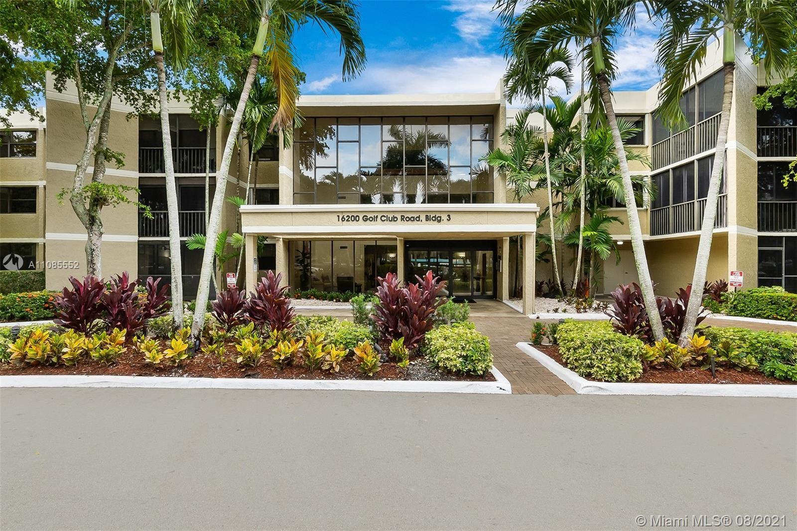 16200 Golf Club Rd #111, Weston, FL 33326 - #: A11085552