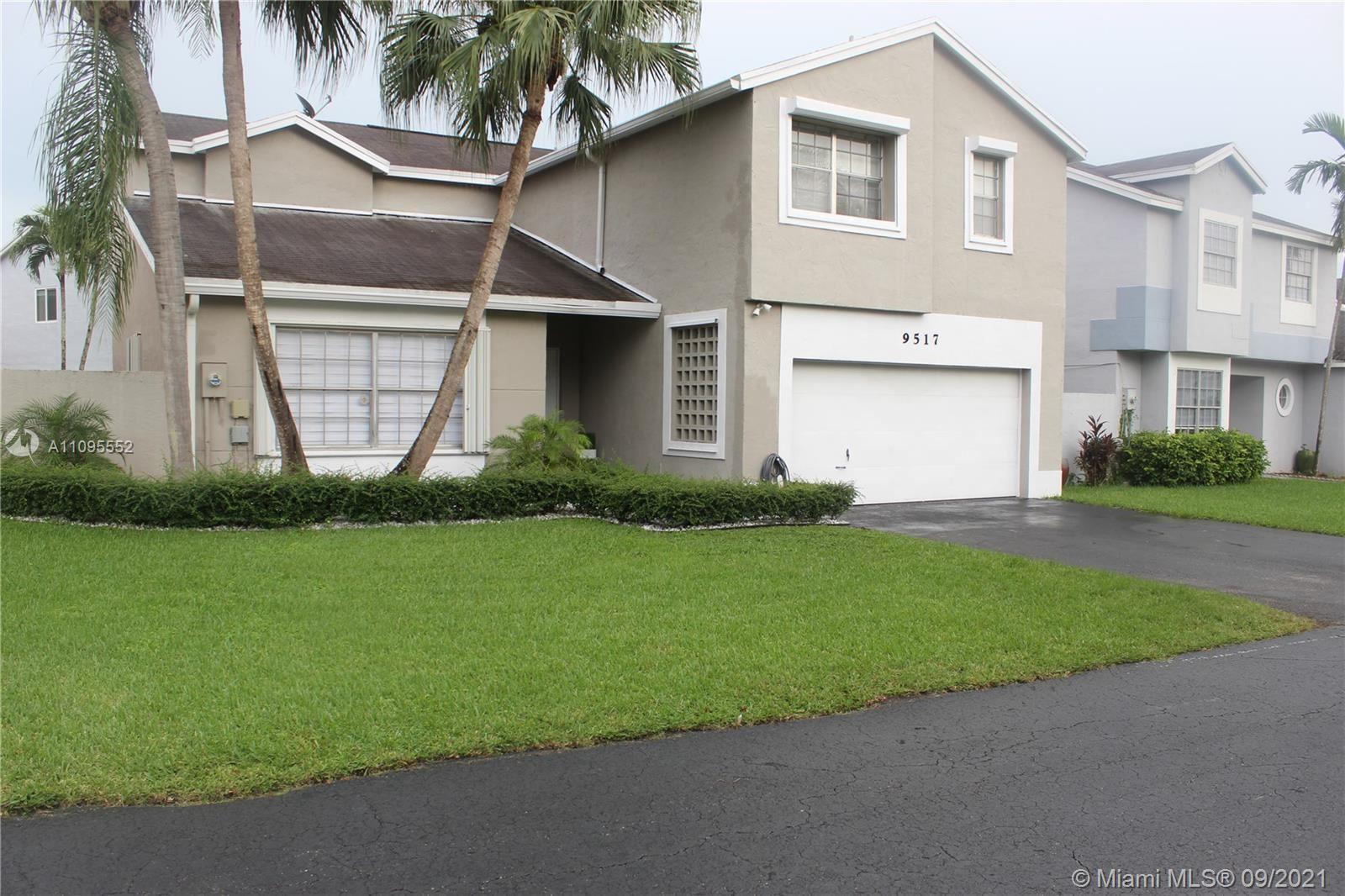 9517 SW 146th Pl, Miami, FL 33186 - #: A11095552