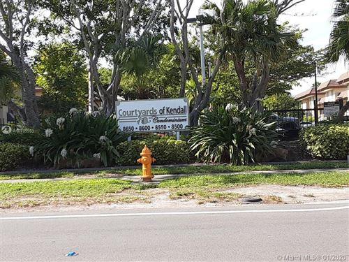 Photo of 8600 SW 109th Ave #4-224, Miami, FL 33173 (MLS # A10795553)