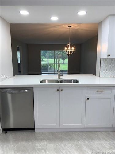 Photo of Listing MLS a10859553 in 300 SW 130th Ter #107B Pembroke Pines FL 33027
