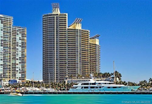 Photo of 400 Alton Rd #TH-7M, Miami Beach, FL 33139 (MLS # A10919553)