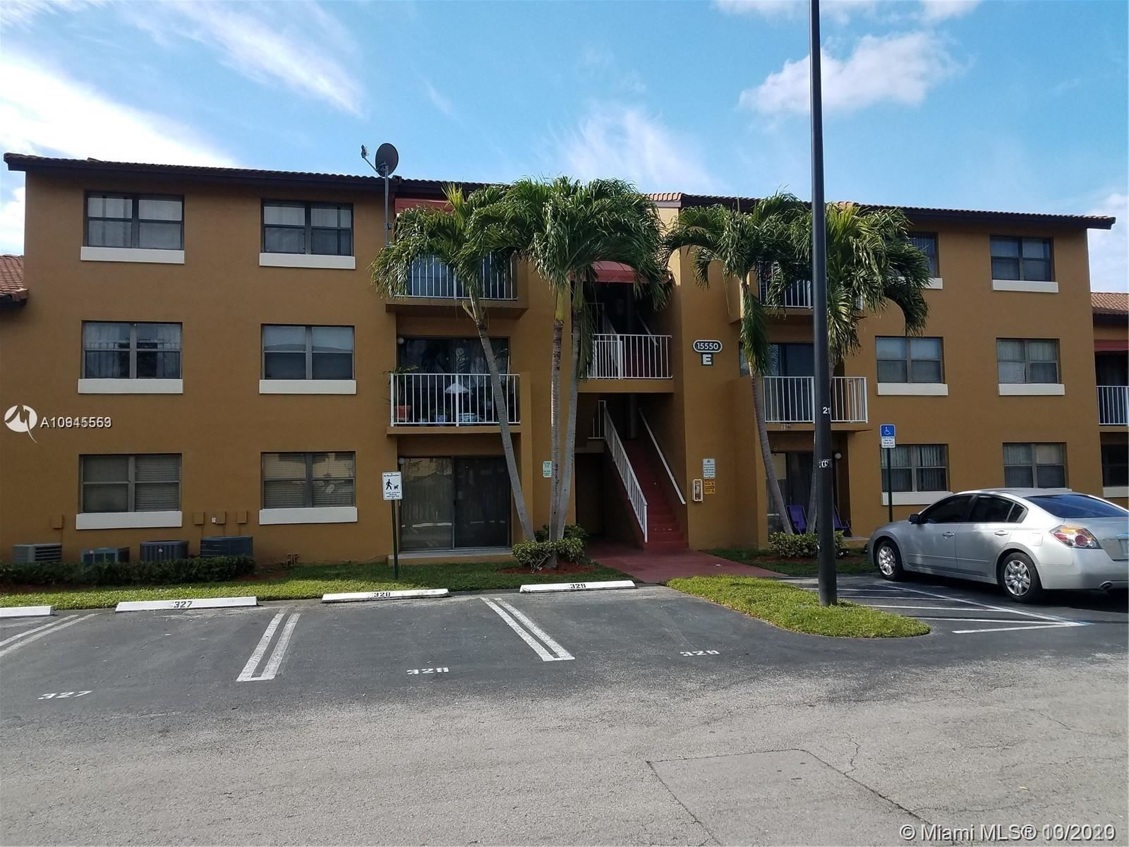 15550 SW 80th St #E-302, Miami, FL 33193 - #: A10945553