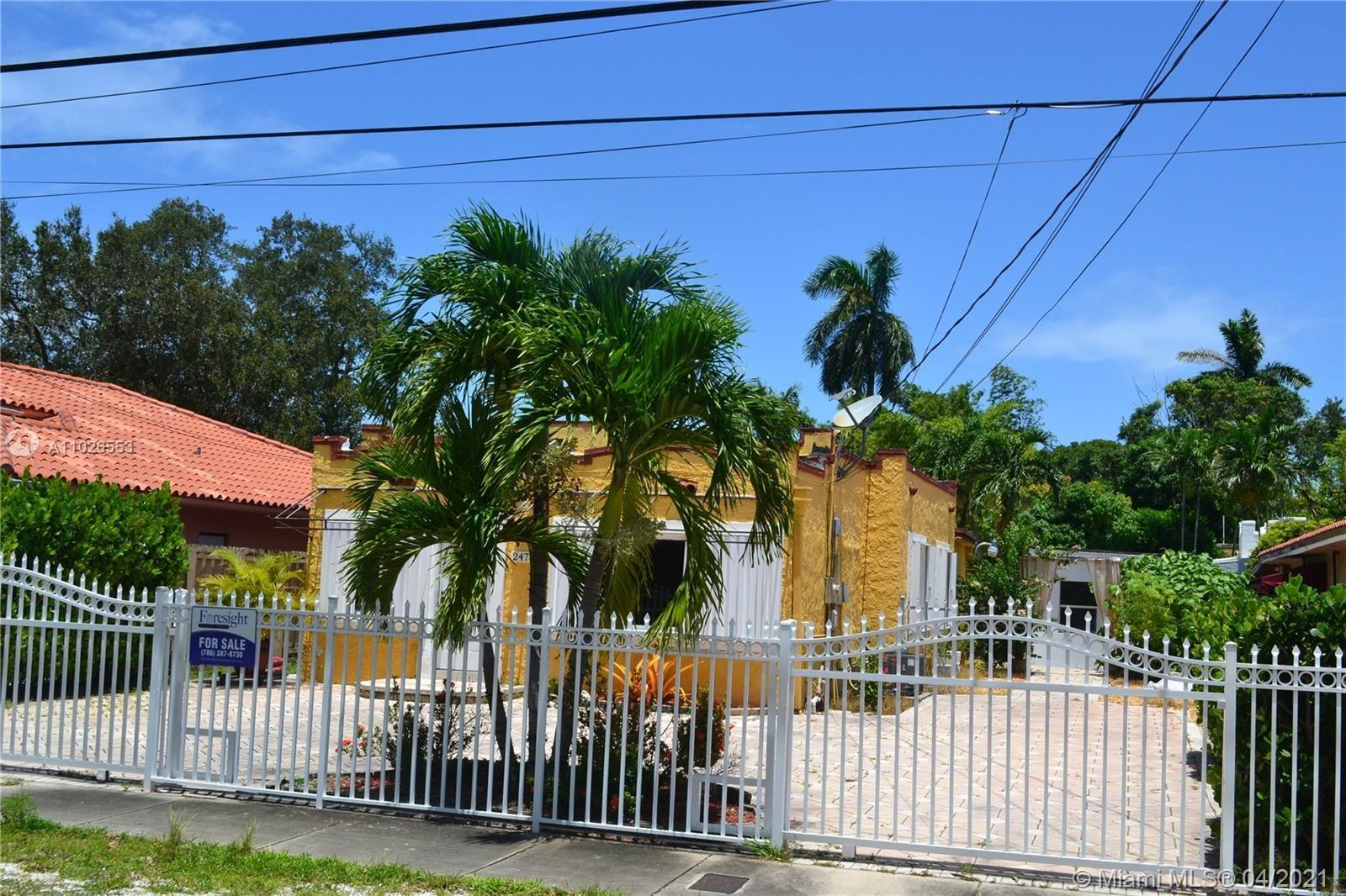 2473 SW 25th Ter, Miami, FL 33133 - #: A11026553