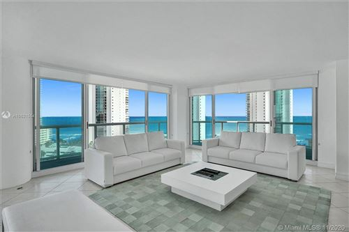 Photo of 16400 Collins Ave #1641, Sunny Isles Beach, FL 33160 (MLS # A10621554)