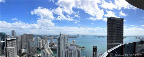 Photo of 1000 Brickell Plaza #6008, Miami, FL 33131 (MLS # A10934554)