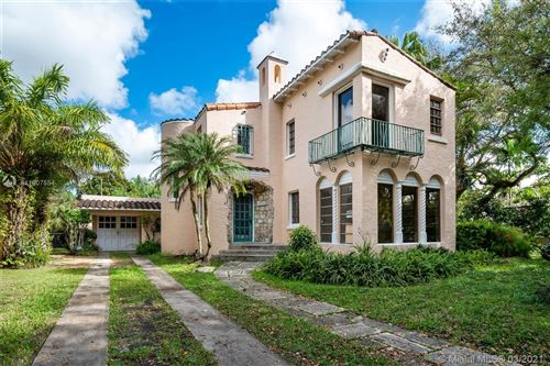 Photo of 1545 Murcia Ave, Coral Gables, FL 33134 (MLS # A11007554)