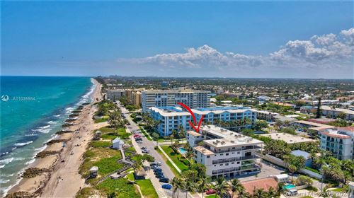 Photo of 665 SE 21st Ave #101, Deerfield Beach, FL 33441 (MLS # A11035554)
