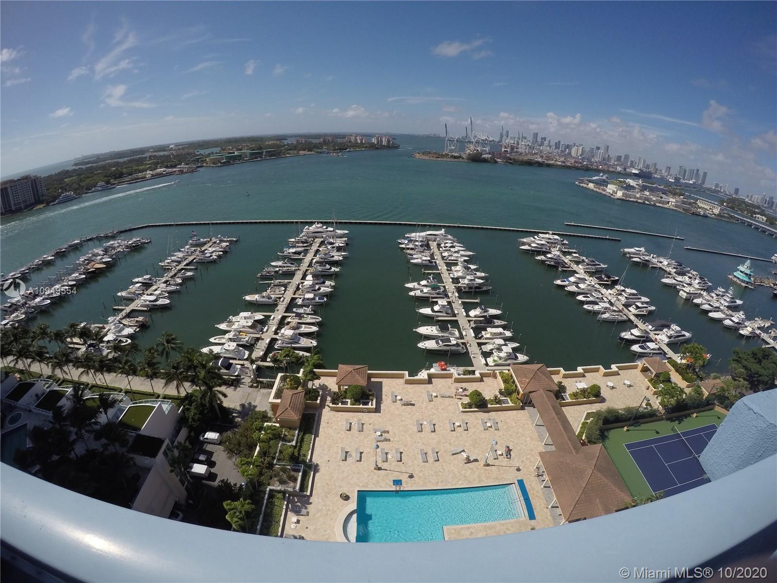 90 Alton Rd #2102, Miami Beach, FL 33139 - #: A10949554