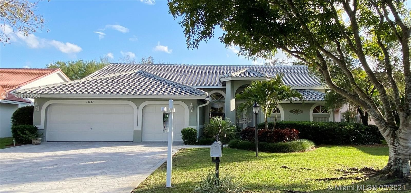 10034 NW 56th Ct, Coral Springs, FL 33076 - #: A10999554
