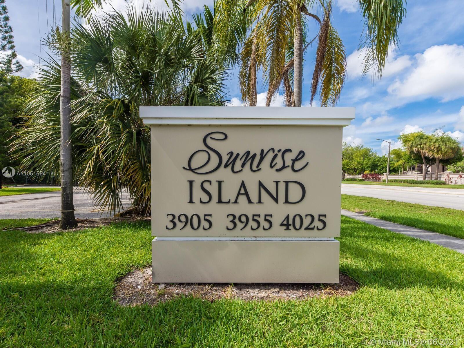 3955 N Nob Hill Rd #303, Sunrise, FL 33351 - #: A11051554
