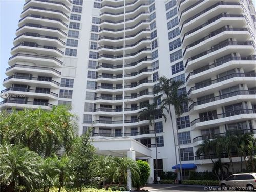 Photo of Listing MLS a10751555 in 3530 Mystic Pointe Dr #1607 Aventura FL 33180