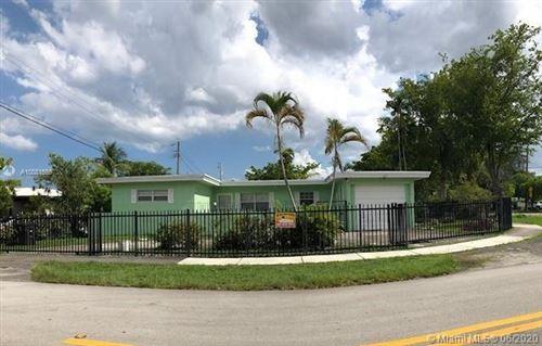 Photo of 10 NE 124th Ter, North Miami, FL 33161 (MLS # A10881555)