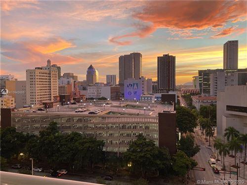 Photo of 234 NE 3rd St #1101, Miami, FL 33132 (MLS # A10943555)