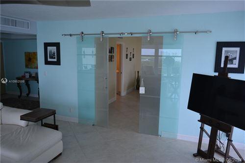 Photo of 5540 N Ocean Dr #5D, Riviera Beach, FL 33404 (MLS # A10952555)