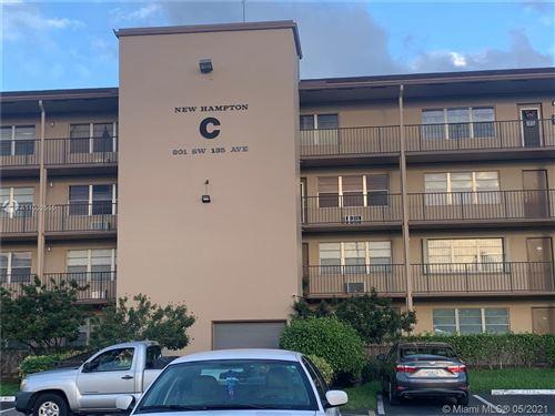 Photo of 301 SW 135th Ave #212C, Pembroke Pines, FL 33027 (MLS # A11032555)